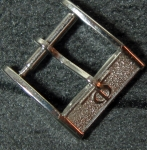Baume & Mercier vintage NOS 14 mm Buckle